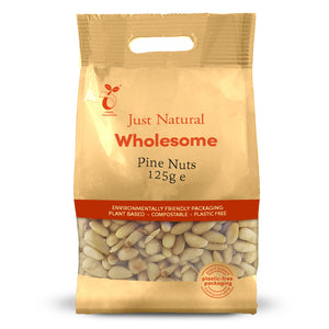 Just Natural Pine Nuts 125g