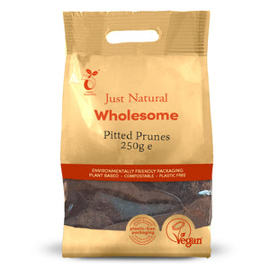 Just Natural Pitted Prunes 250g