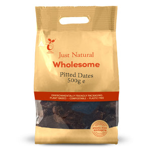 Just Natural Pitted Dates 500g