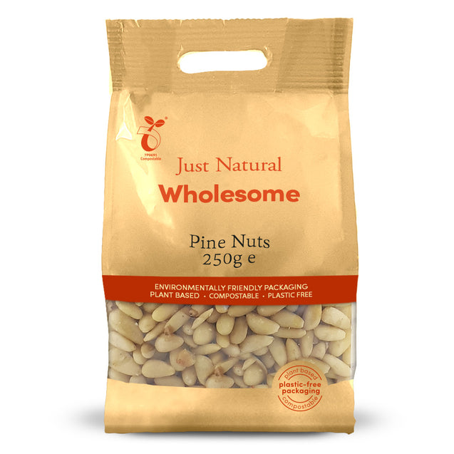 Just Natural Pine Nuts 250g