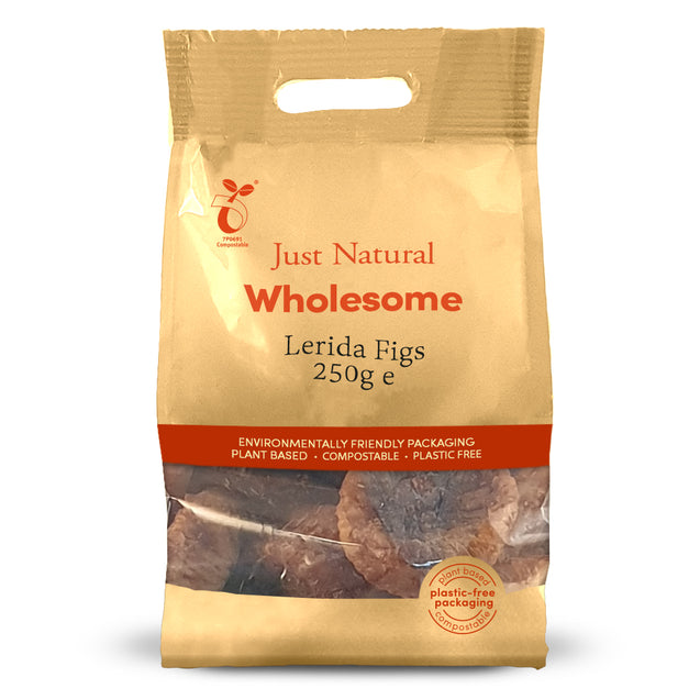 Just Natural Figs (Lerida) 250g