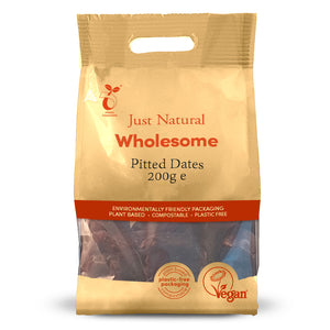 Just Natural Pitted Dates 200g