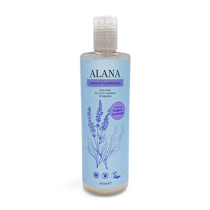 Alana English Lavender Natural Conditioner 400ml