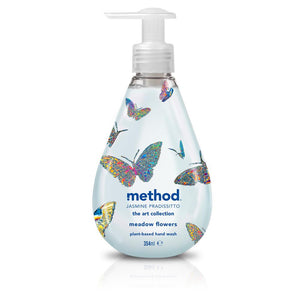 Method Art Collection Hand Gel Meadow Flowers 354ml