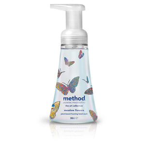Method Art Collection Foaming Hand Soap Meadow Flowers 300ml