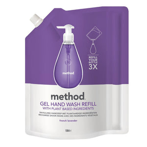 Method Gel Handsoap Lavender Refill 1L
