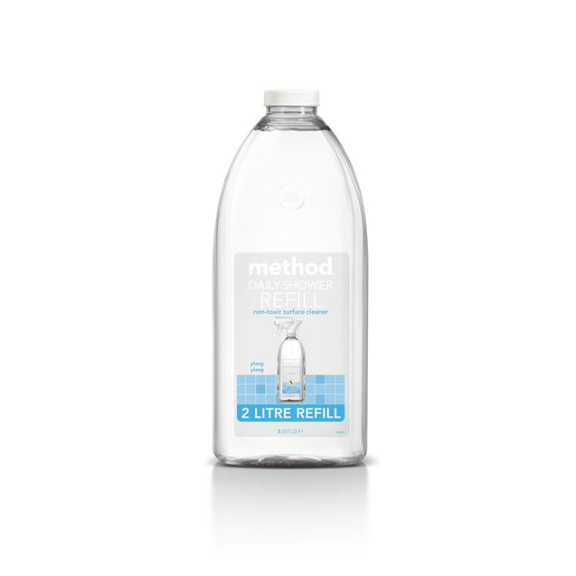 Method Shower Cleaner Ylang Refill 2L