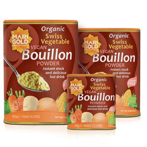 Organic Swiss Veg Bouillon Red Pot Pot Catering Si