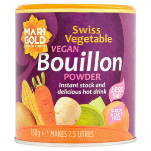 Veg Bouillon Powder Red Salt 150 g
