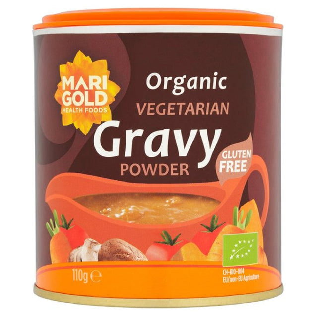 Org Gravy Powder GF Vegan 110 g
