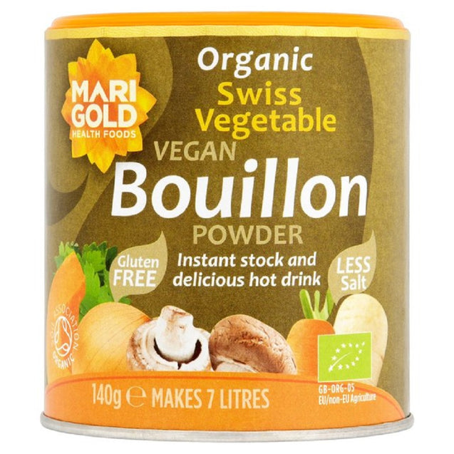 Red Salt Veg Bouillon Powder 500 g