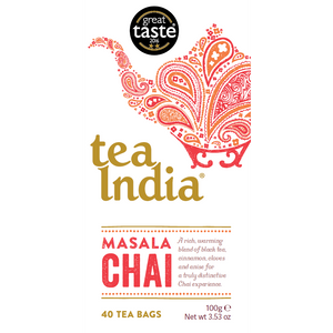 Tea India Masala Chai 40 Box