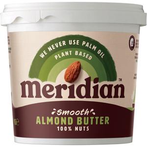 Meridian Smooth Almond Butter 100% 1kg