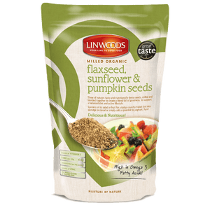 Linwoods Milled Organic Flaxseed Sunflower & Pumpkin 200g