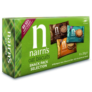 Nairns Snack Pack Selection, 180g