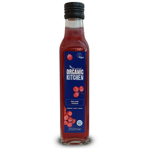 Organic Kitchen Red Wine Vinegar 250ml