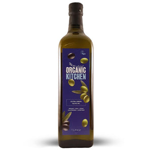 Organic Extra Virgin Olive Oil 1000 ML