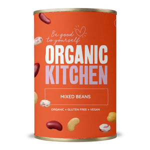 Organic Kitchen Mixed Beans 400g