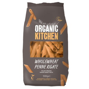 Organic Penne Wholewheat 500 g