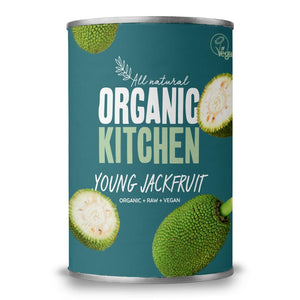 Organic Kitchen Organic Young Jackfruit 400g