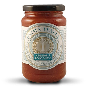 Organic Vegetable Bolognese Sauce 350g