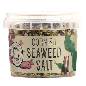 Cornish Seaweed Salt 70 g