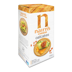 Nairns Cheese Oatcakes, 180g
