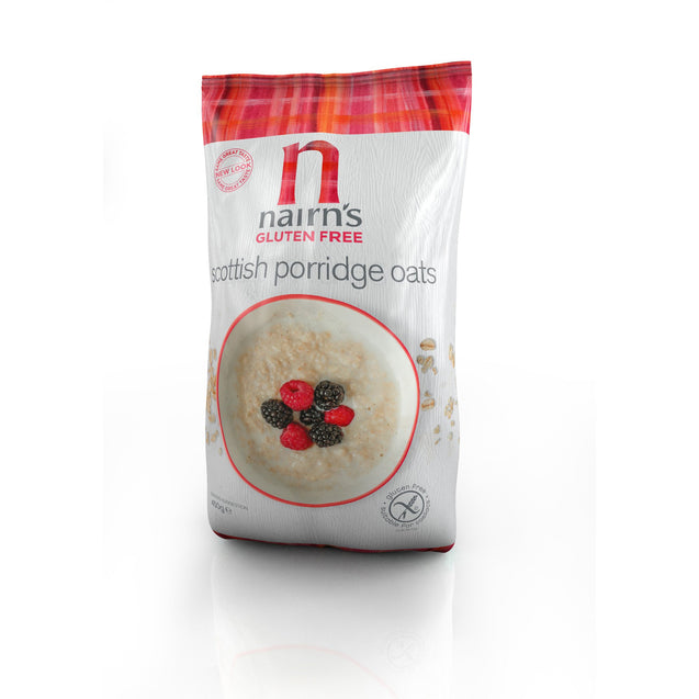 Nairns Gluten Free Porridge Oats, 450g
