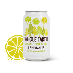 Whole Earth Organic Sparkling Lemonade Drink 330ml