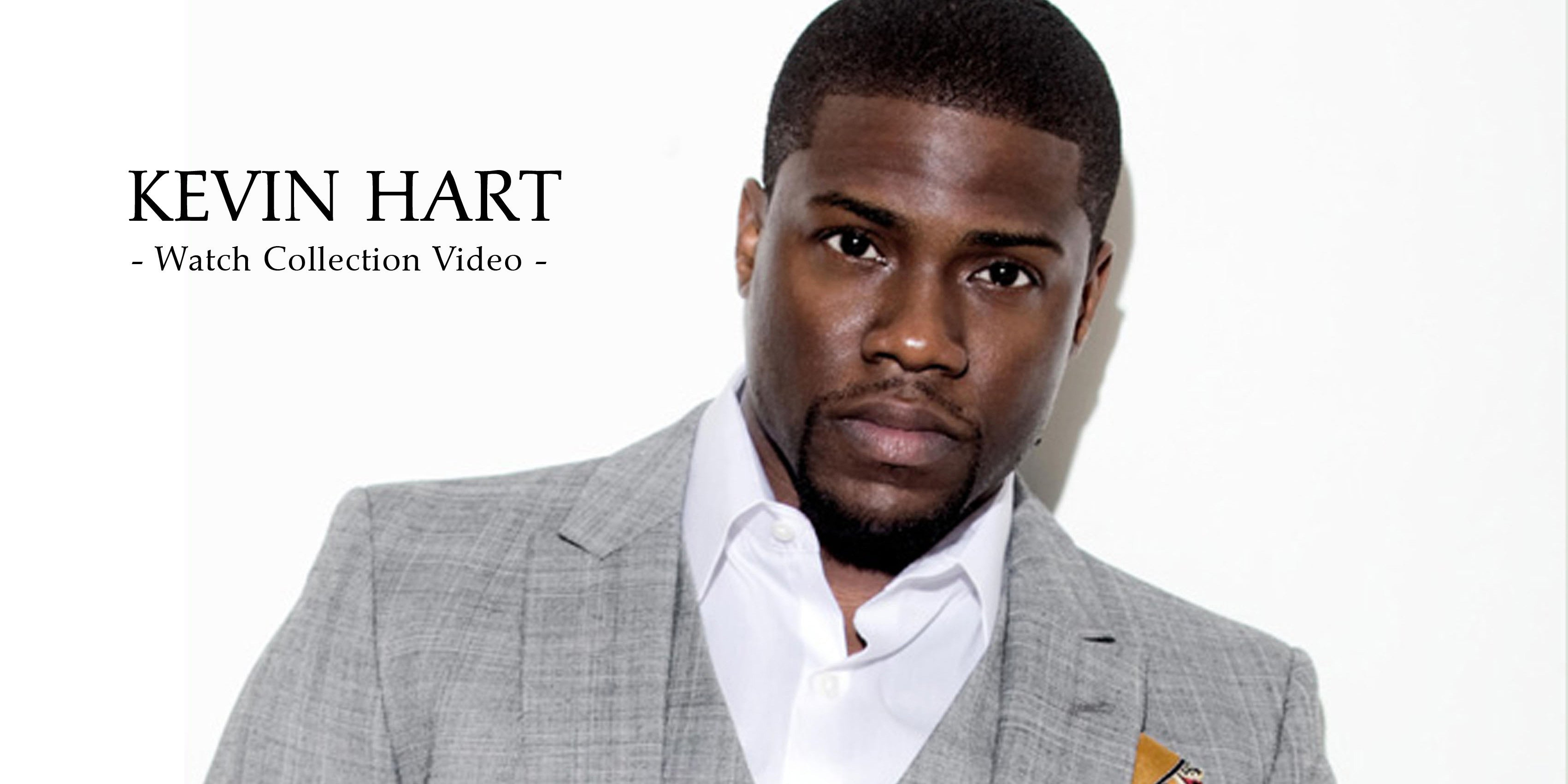 Kevin Hart - Kevin Hart's Watch Collection - Haute Time