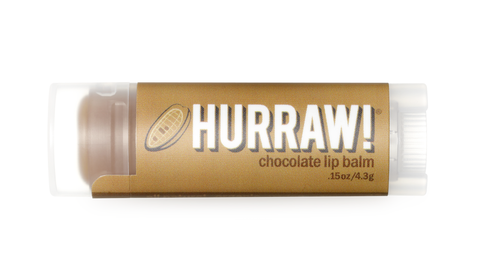 LÆBEPOMADE HURRAW chocolate