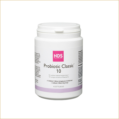NDS-PROBIOTIC CLASSIC 10 - 100G