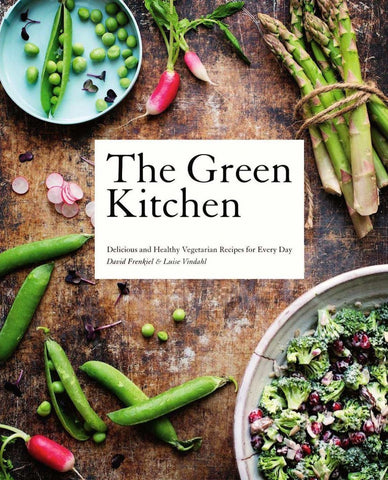 Boek: The green Kitchen