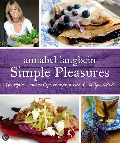 Boek: Simple Pleasures