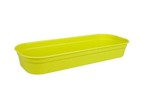 Elho Green basics Kweektray L in zwart of lime