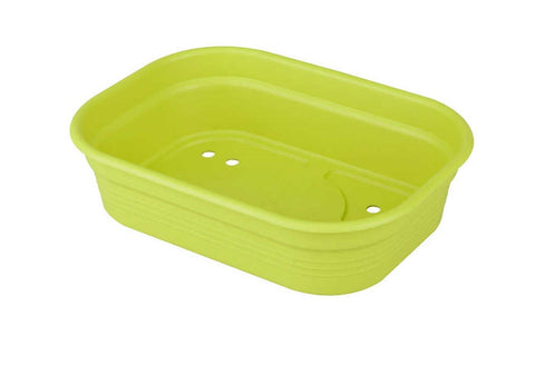 Elho Green basics Kweektray S in zwart of lime