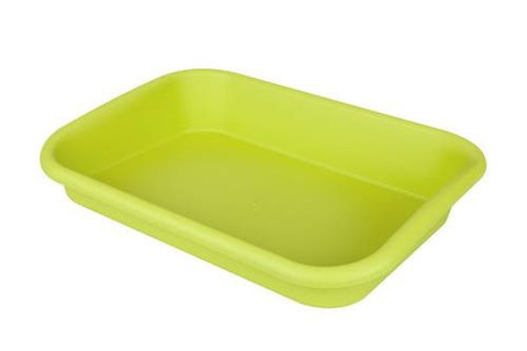 Elho Green basics tuintray in zwart of lime