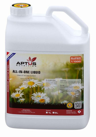 Aptus All in one 5L