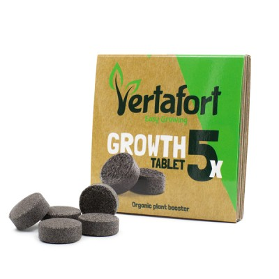 Vertafort Growth Tablets 5