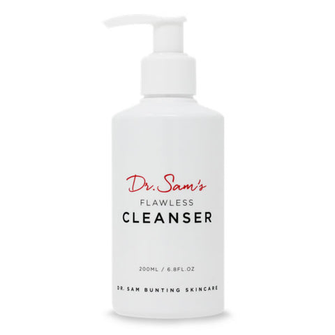 4. Dr Sams flawless cleanser