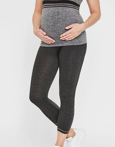 8. Active 3qtr Maternity Tights