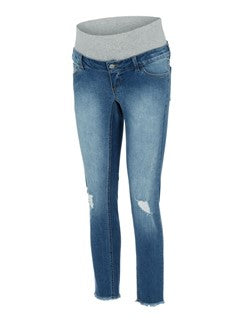 Pcmlila Slim Fit Maternity Jeans at Mama:licious