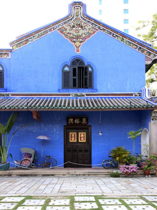 The Grandeur of Cheong Fatt Tze - The Blue Mansion