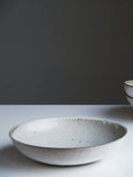 Rustic Ceramic Bowl, Neutral