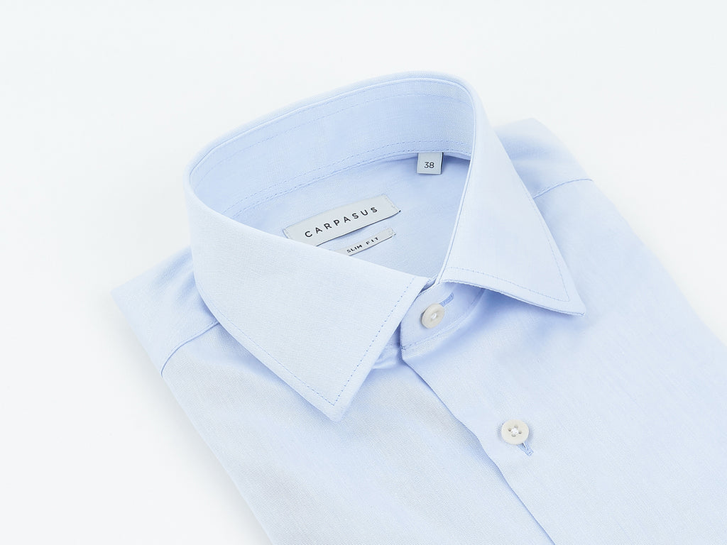CARPASUS Classic Shirts Collection made from organic cotton - fair fashion for men