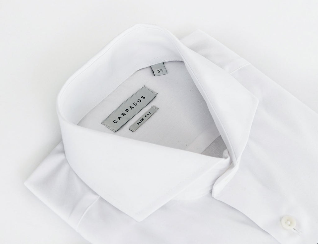 Dress Shirt Cutaway White