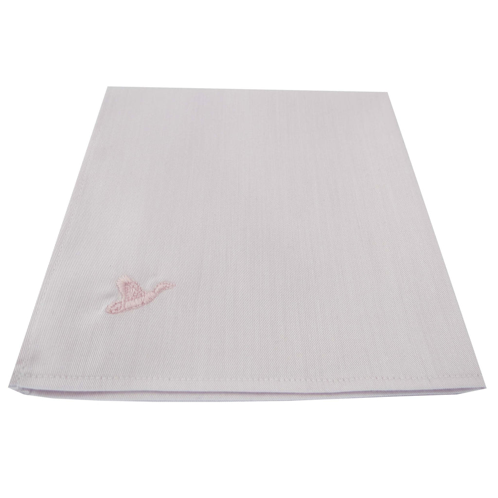 CARPASUS Pocket Square 'Classic' Rose