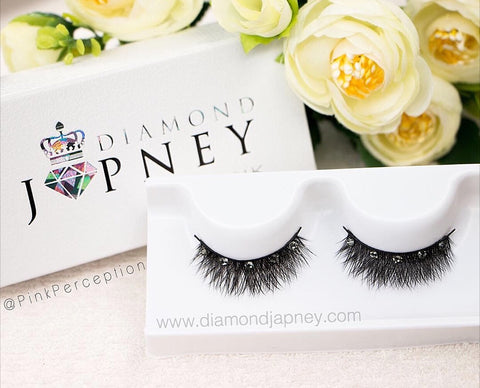 Diamond Japney mink lashes