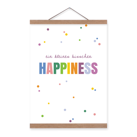 Happiness (German-English)