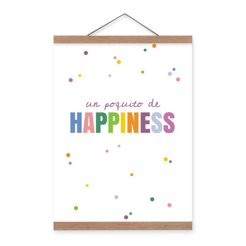 Happiness (Spanish/English) PDF
